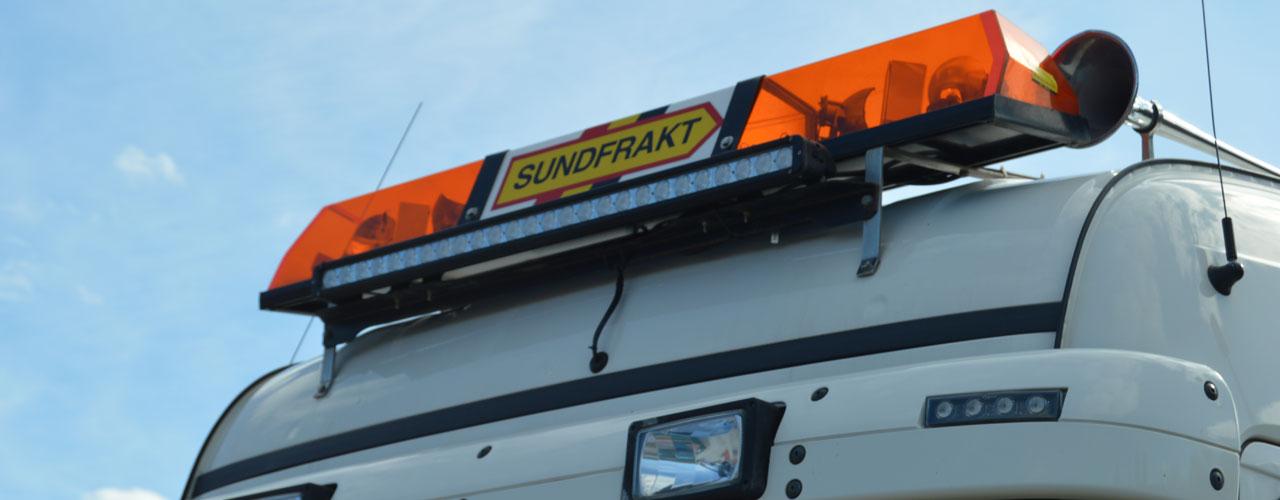 Transportledare till Sundfrakt