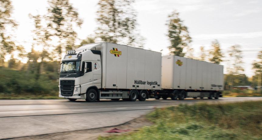 transport och logistikföretag sundsvall