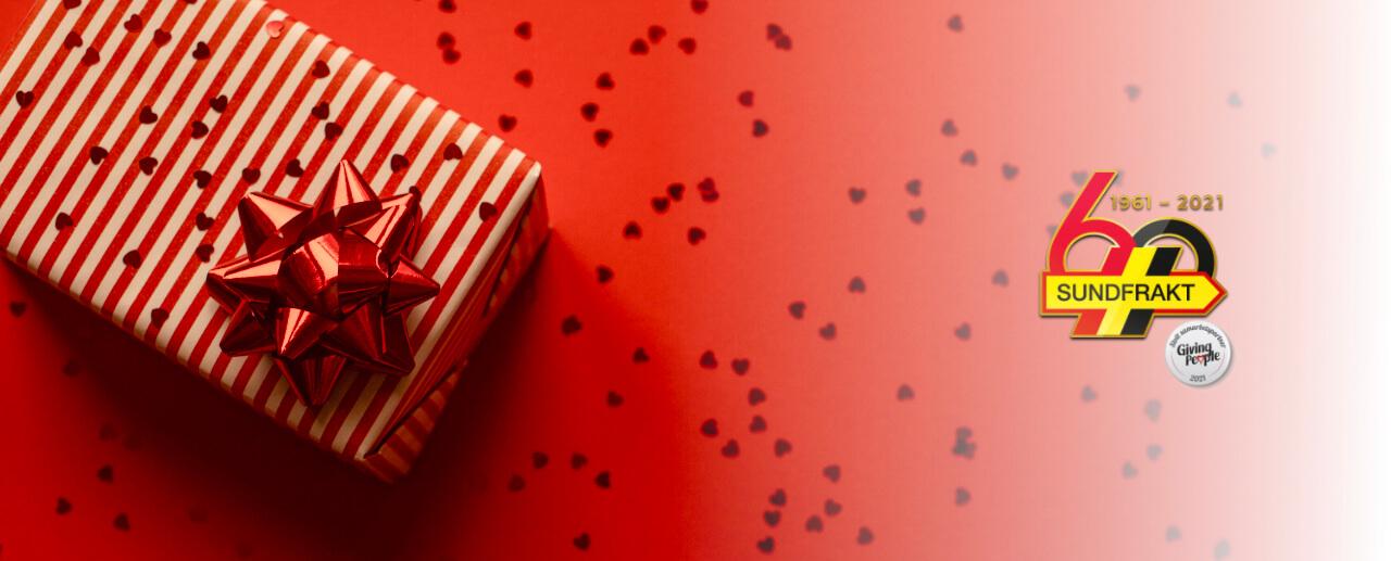 Årets gåva Sundfraktgruppen 2021